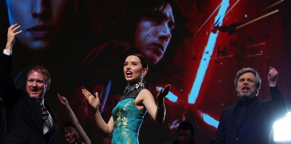 'Star Wars: Los últimos Jedi', podría superar a La Bella y La Bestia