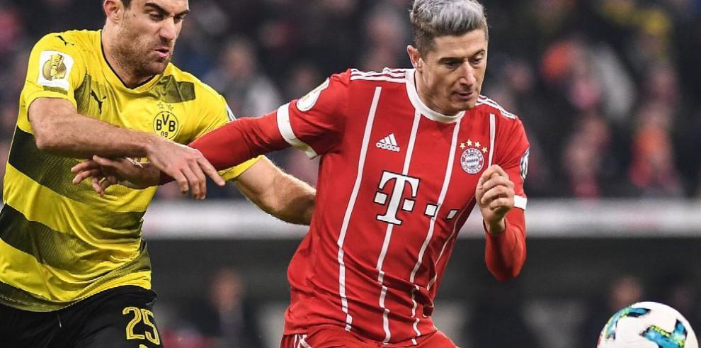 Se busca un rival para el Bayern