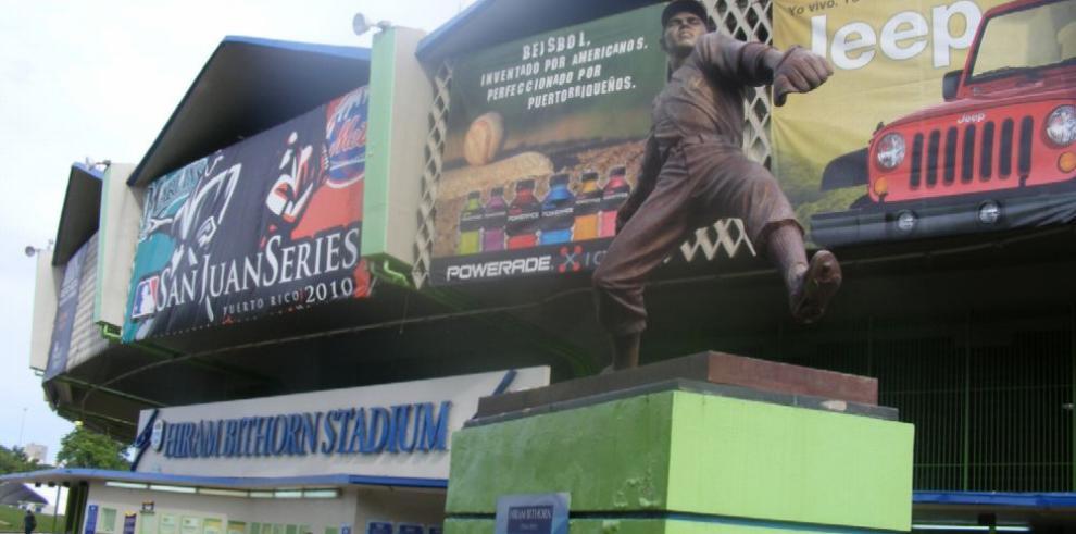 Puerto Rico celebró con pompa a su primer jugador en la MLB