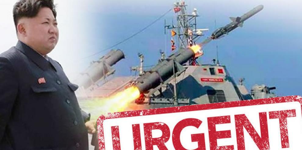 ONU urge a Corea del Norte a reducir tensión por sus misiles