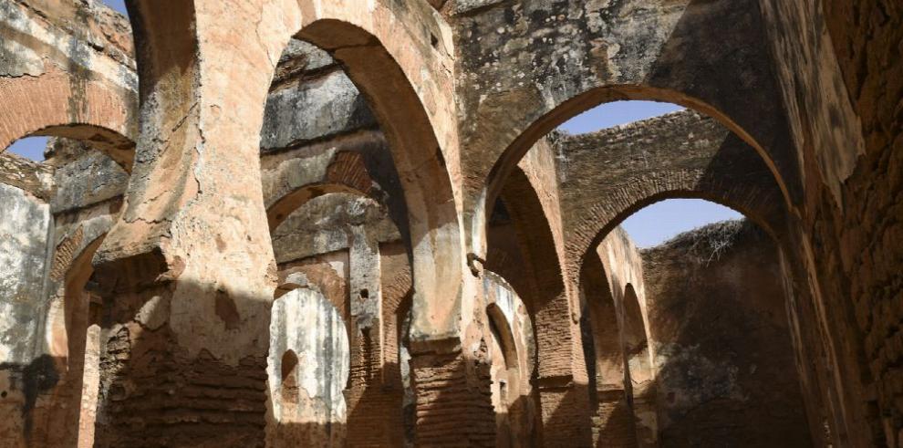 Descubren un taller de cerámica medieval en Marruecos