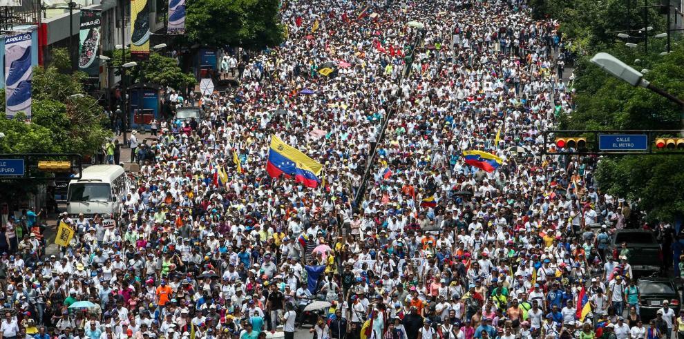 Venezuela: Dos caras de una crisis política