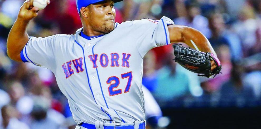 Los Mets recuperan a Jeurys Familia tras cumplir suspensión