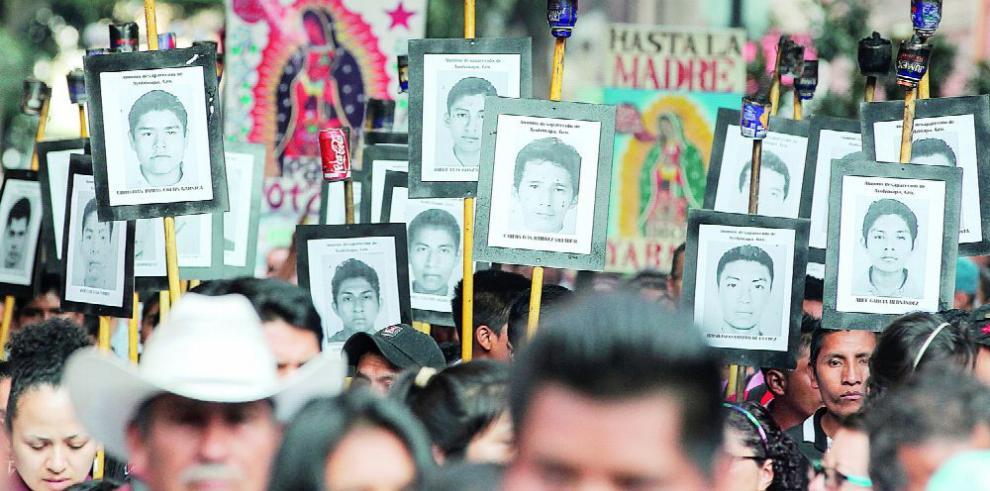 CIDH ve falta de celeridad en México por caso de 'Ayotzinapa'