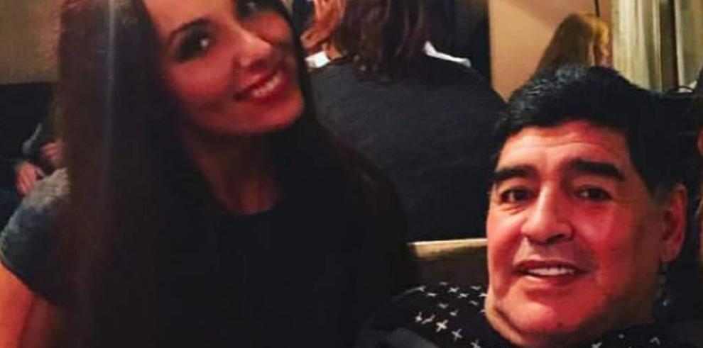 Periodista rusa acusa a Maradona de acoso sexual
