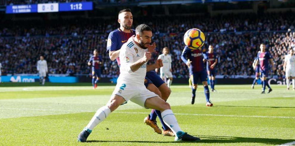 Las claves de la derrota del Real Madrid en el clásico