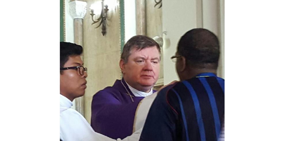 La Iglesia Católica presentó alnuevo nuncio apostólico de Panamá