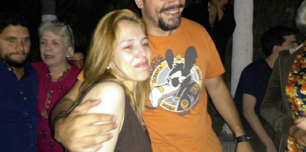 Salen de prisión en Venezuela los ganadores del Premio Sájarov