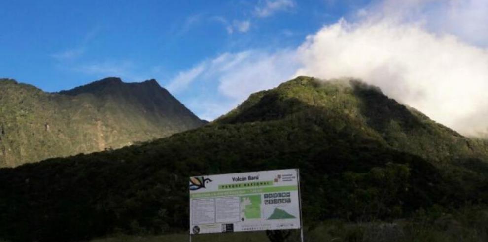 Nuevos excursionistas son rescatados en el volcán Barú