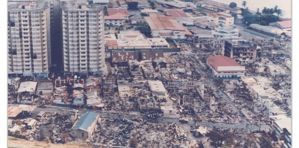 Los dos días después del 20 de diciembre de 1989