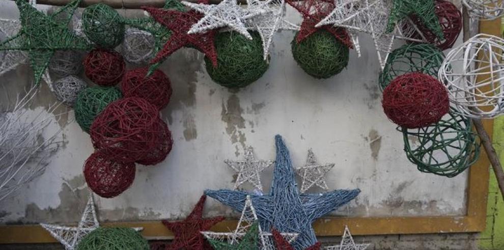 Pesebres de más de 40 países se exhiben en Casa de Italia de Santo Domingo