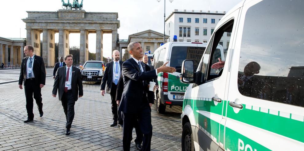 Barack Obama y sus mejores momentos como presidente