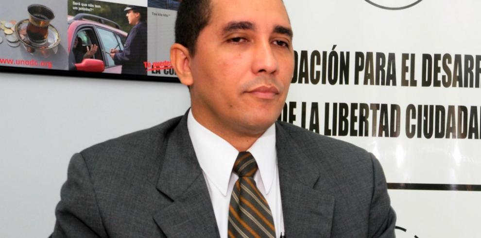 Gasnell renuncia al cargo de presidente de Transparencia Internacional