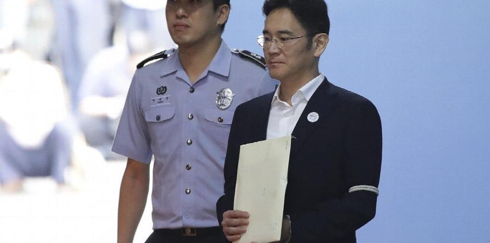 Corrupción política en Corea del Sur golpea a Samsung