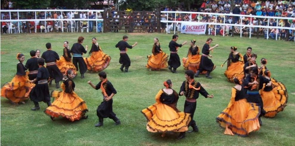 'Letra y música de Paraguay', en Panamá