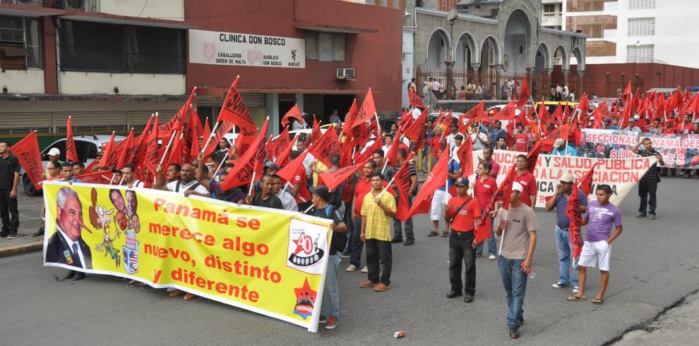 Sindicatos no deben ser correa de transmisión de partidos, Chavarría
