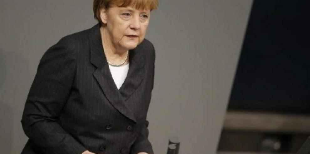 Merkel: No hay ninguna conspiración contra el Reino Unido