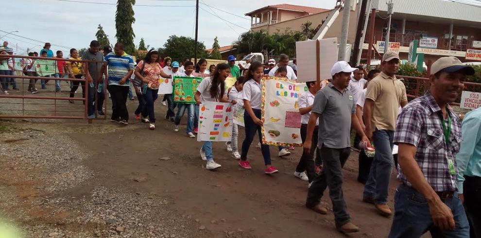 Panamá celebra el Día de la Fruta