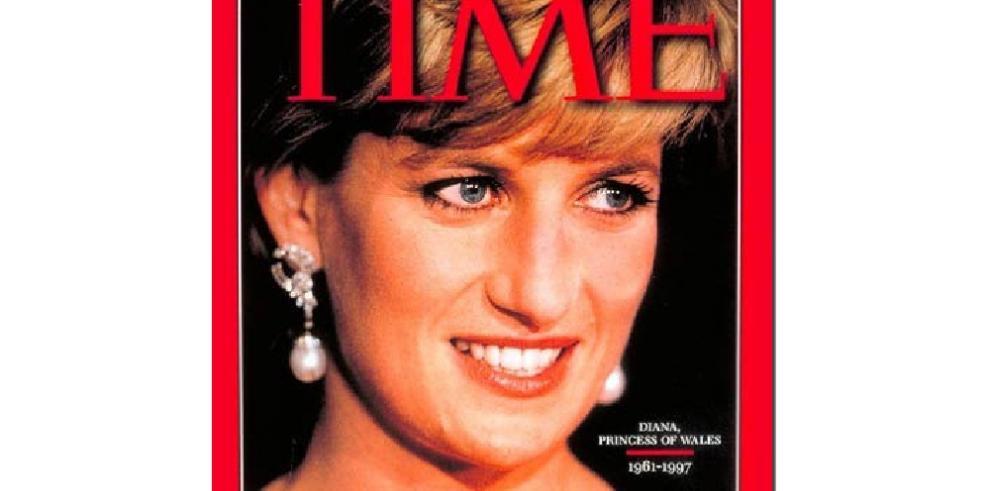 La muerte de Lady Di en las portadas de La Estrella de Panamá y del mundo