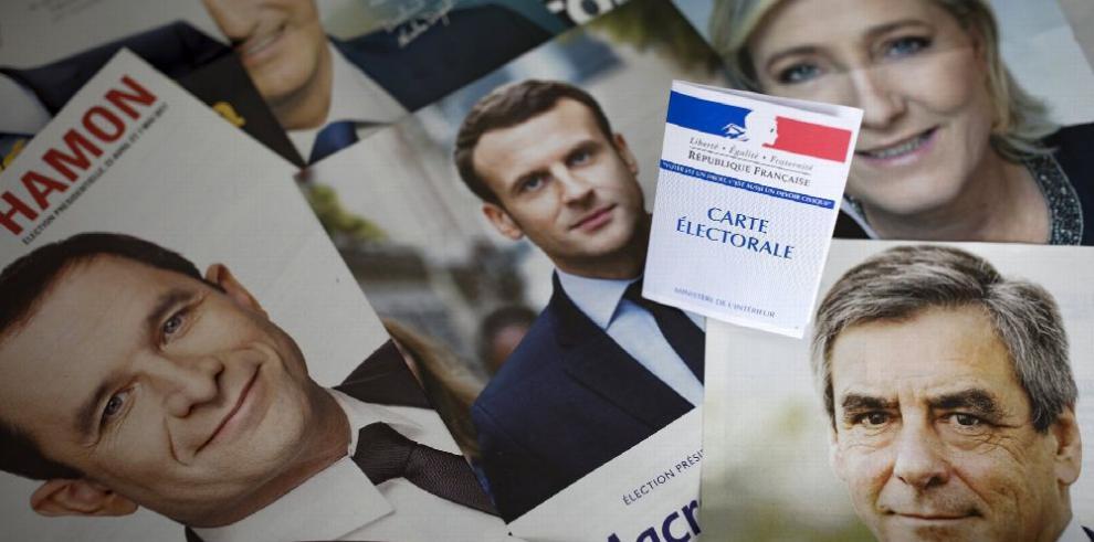 Francia afronta hoy sus presidenciales más inciertas