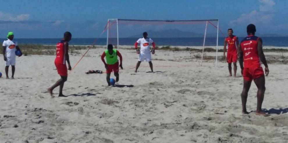Shubert Pérez define selección para el Mundial de Playa