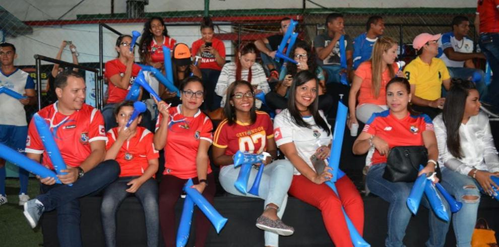 Estadio Virtual Rexona-Xedex reunió a 314 fans de la sele