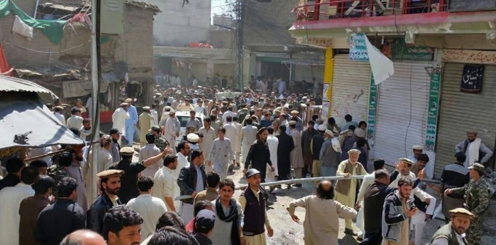 Veintidós muertos y decenas de heridos en Pakistán