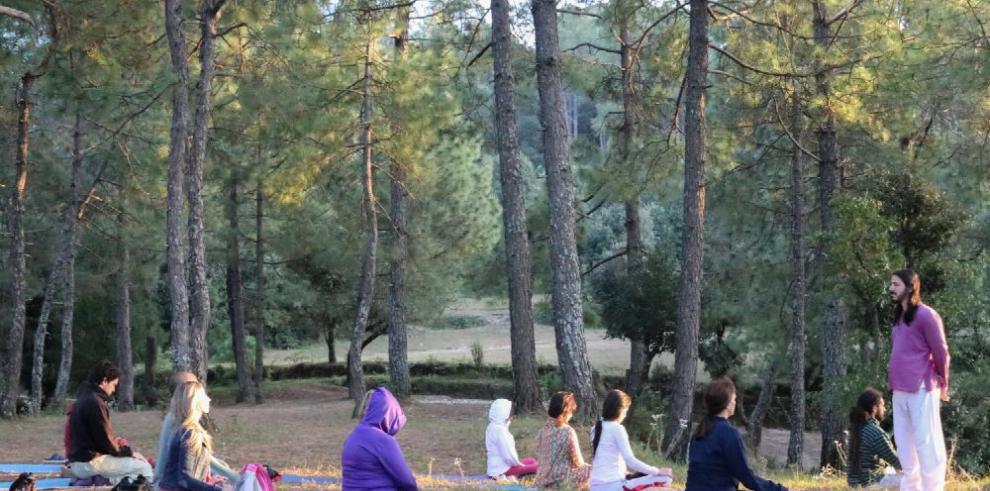 Yoga a través del sonido
