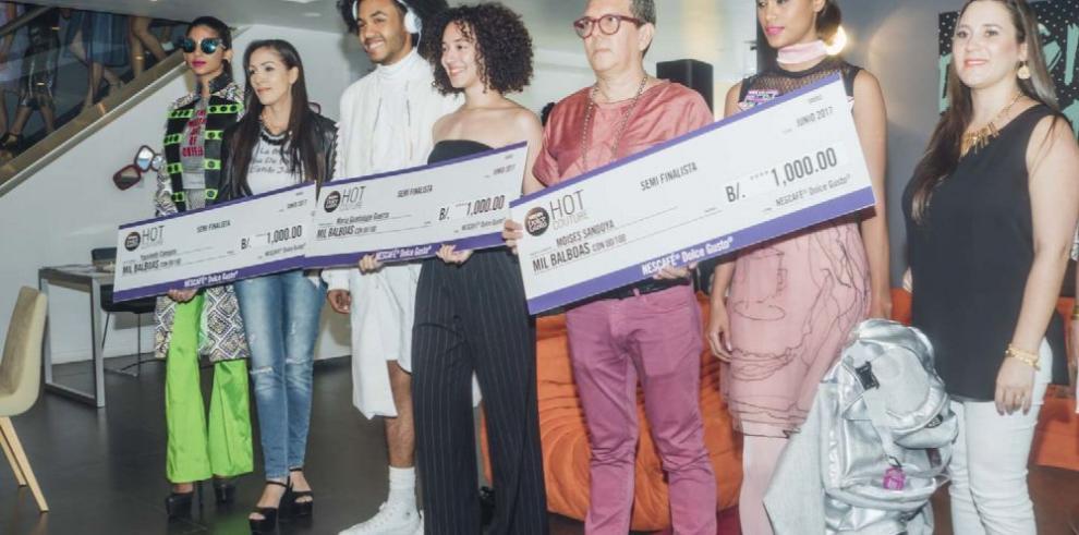 Finalistas del concurso Hot Couture