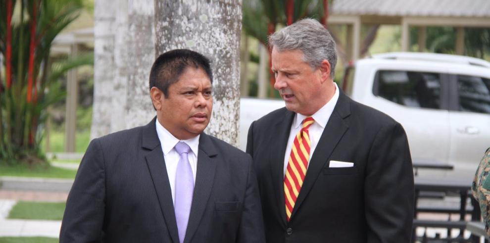 EEUU destaca cooperación con Panamá en registro de datos biométricos