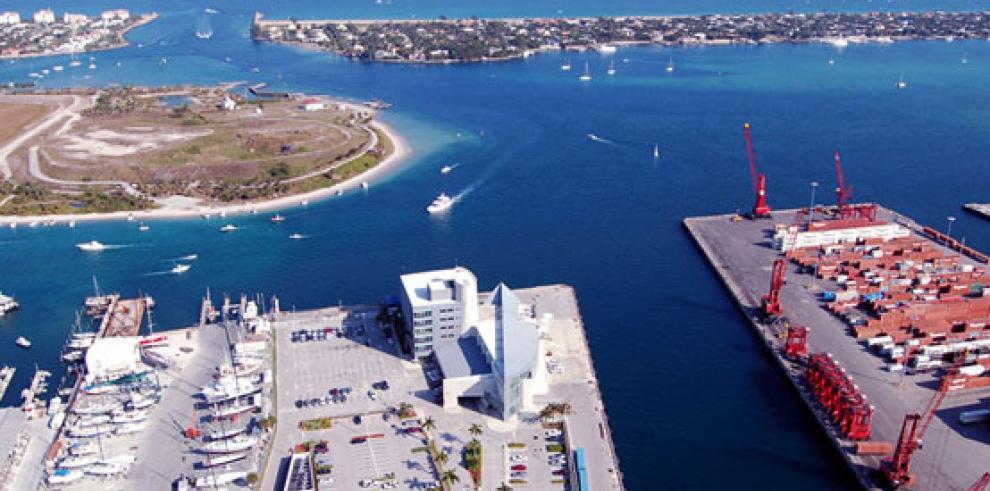 Puertos de Palm Beach y Canal de Panamá expanden alianza de cooperación