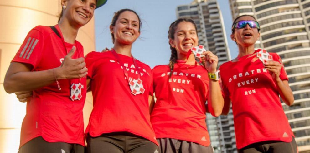 Equipos de Trainers y Luciely dominaron la gran prueba atlética de Utraboost X
