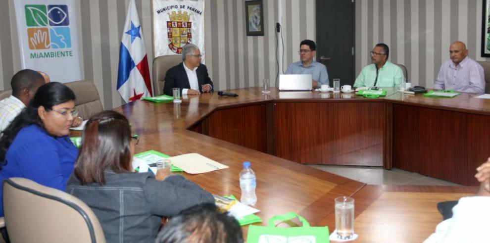 Alcaldía busca unificar políticas de protección al ambiente