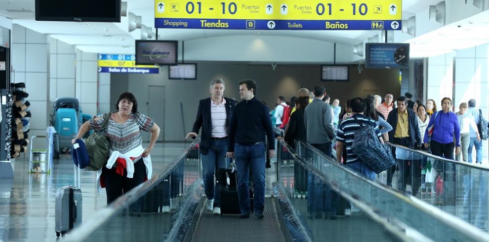 Declaración jurada de viajero se aplicará a la salida del país