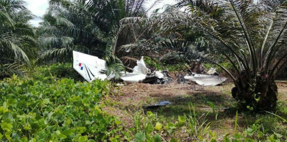 Encuentran en Costa Rica avioneta siniestrada con matrícula panameña