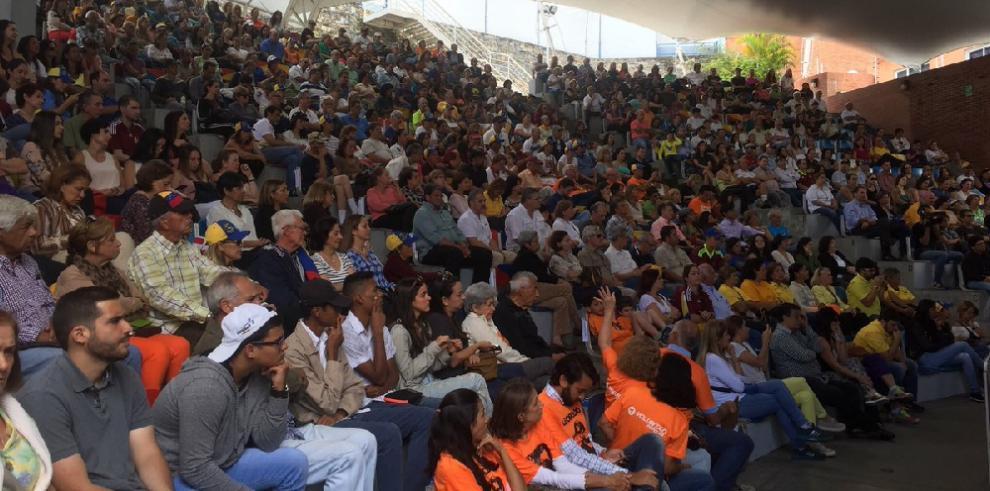 Oposición venezolana forma comités ciudadanos para