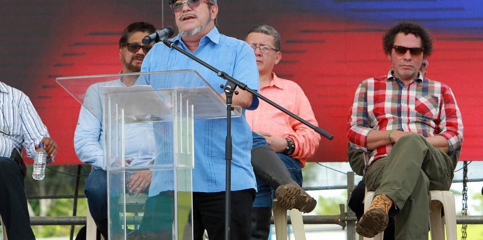 Jefe de las FARC está en cuidados intensivos por accidente cerebral