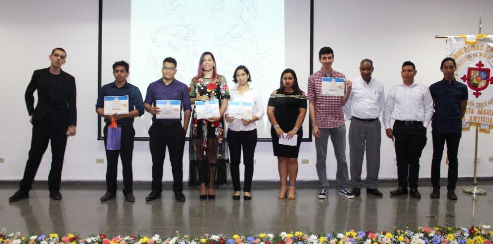Concurso de caricatura en la USMA