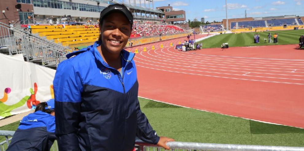 Panameños se destacan en atletismo