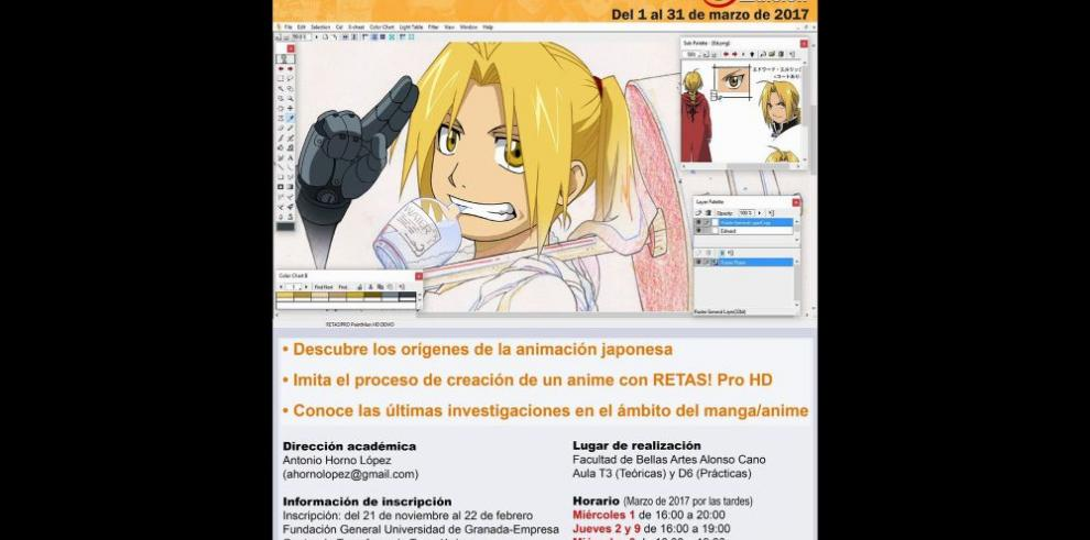Anime en la Academia