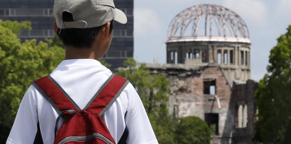 Hiroshima, de ciudad arrasada por bomba atómica a popular destino turístico