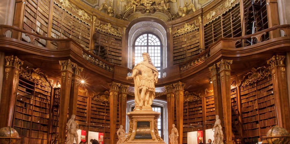 La Biblioteca Nacional de Austria sigue buscando dueños de objetos expoliados