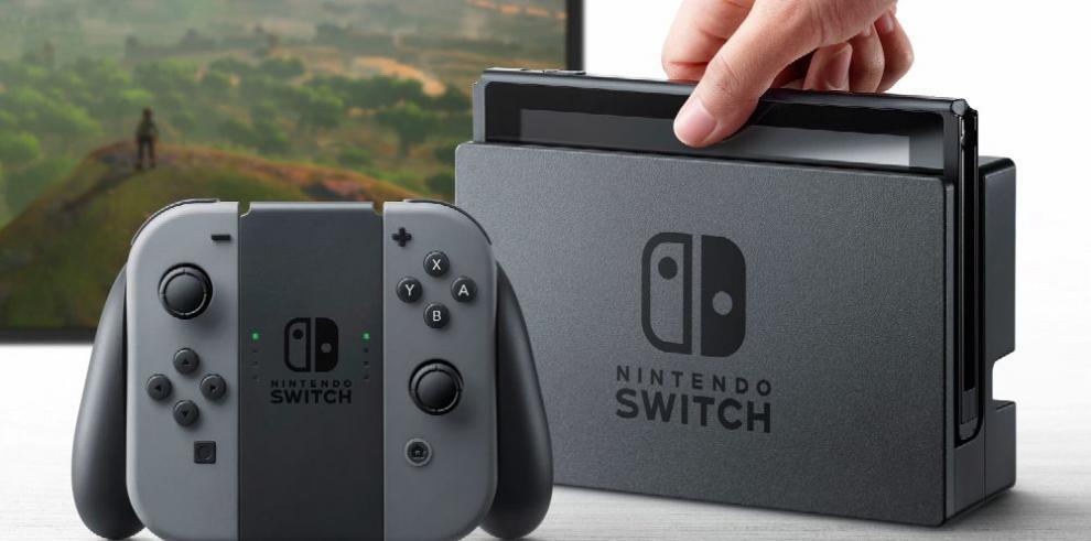 Llega nueva consola de Nintendo
