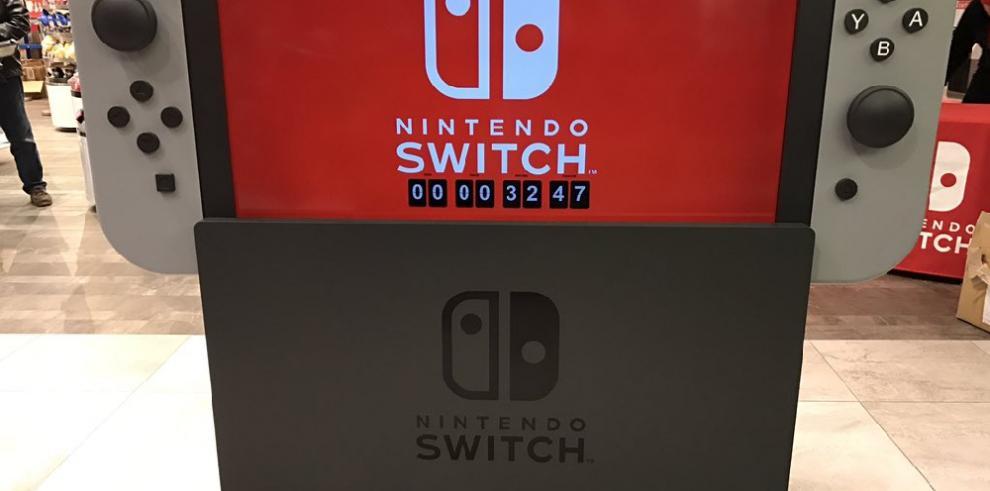 Nintendo Switch sale a la venta con la meta de romper tendencias