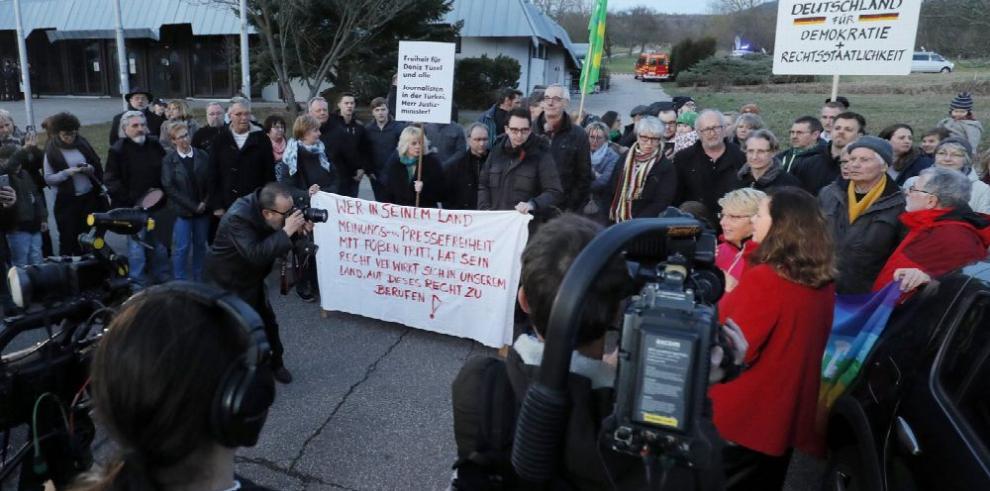 Prohíben evento político de ministro turco en Alemania
