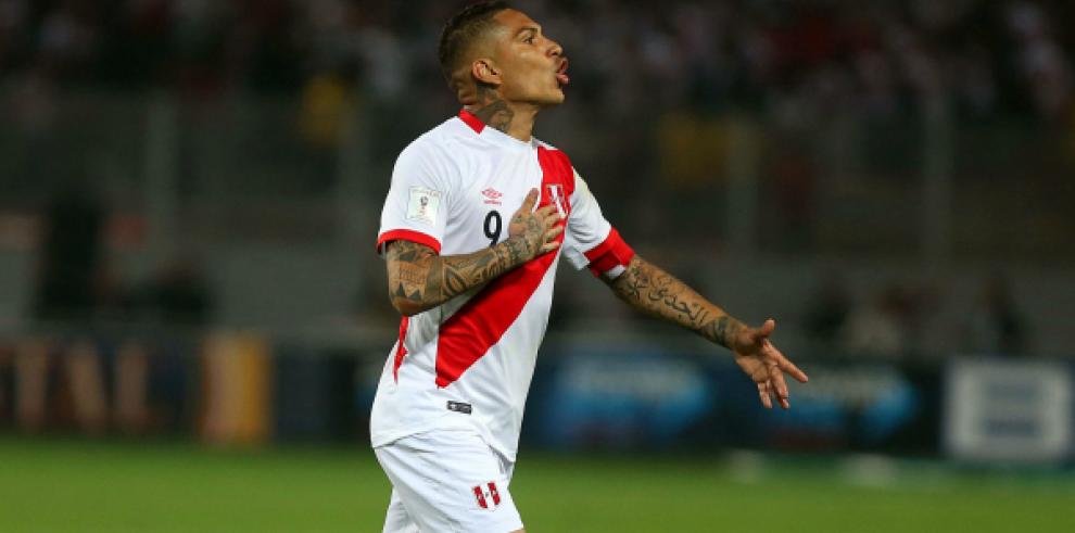 Reducen sanción al peruanoPaolo Guerrero y jugará el Mundial
