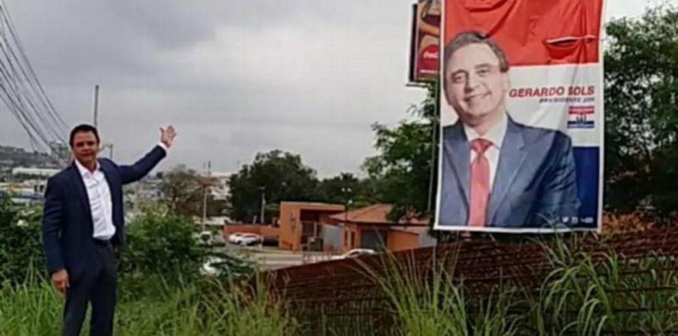 Tribunal Electoral abre proceso a Solís