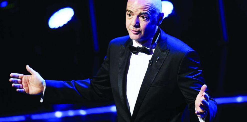 Infantino excluye que Italia sea repescada