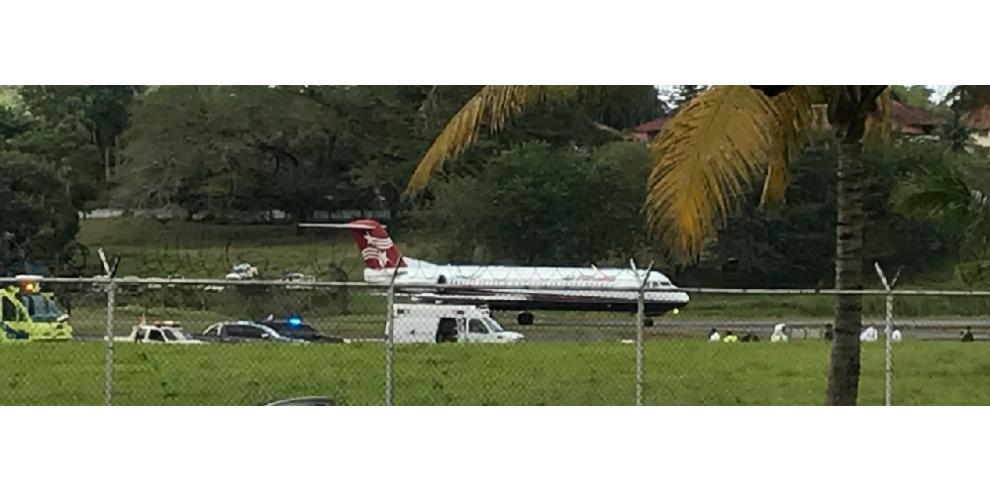 Una víctima fatal deja accidente en el Aeropuerto de Albrook