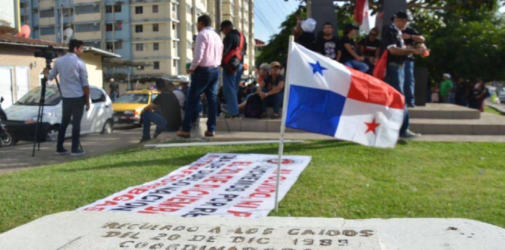 A 28 años de la invasión estadounidense a Panamá